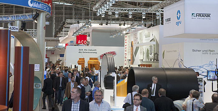 Germany: IFAT 2014 brings together watertech from around the world