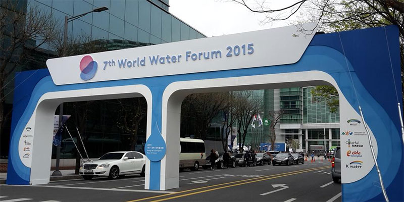 South Korea: Europe wants to inspire water governors globally
