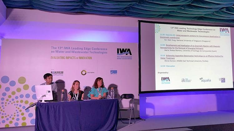 Spain: IWA Congress identifies promising water treatment technologies