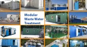 Modular Waste Water Treatment