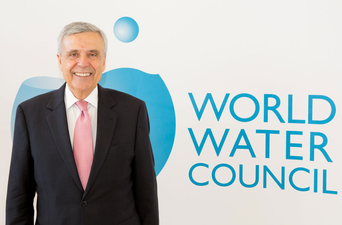 Benedito Braga re-elected as president of the World Water Council