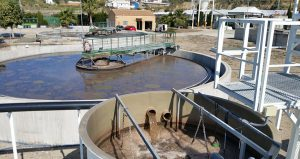 Waste Water Treatment Plant Murcia