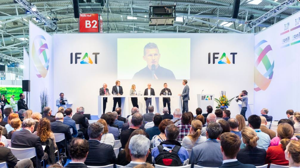 IFAT 2018 aims at reducing microplastics