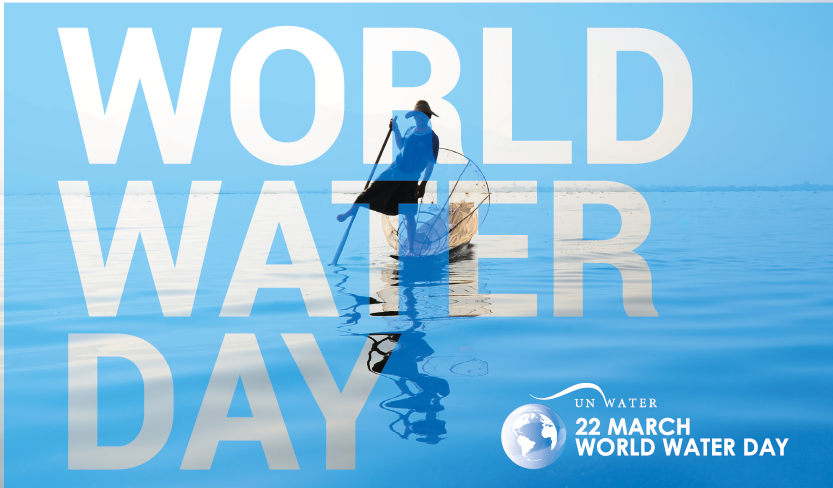 Theme World Water Day 2019 is 'Leaving no one behind'