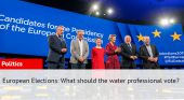 European Elections: What should a water professional vote?