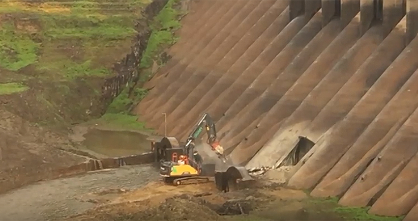 France: Huge dam removal started to give room to Sélune river