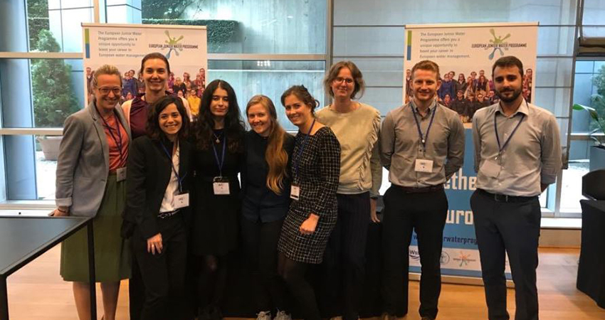EJWP-programme creates European young water professionals