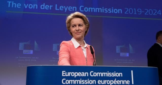 Von der Leyen proposes new commission: Water divided among at least four commissioners