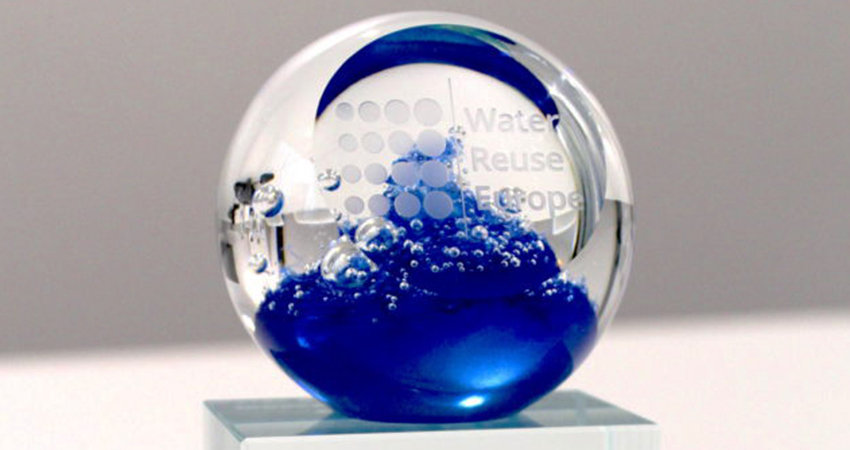 Apply for Water Reuse Europe Innovation Prize
