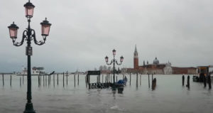 Venice flooded again due to failing procedure