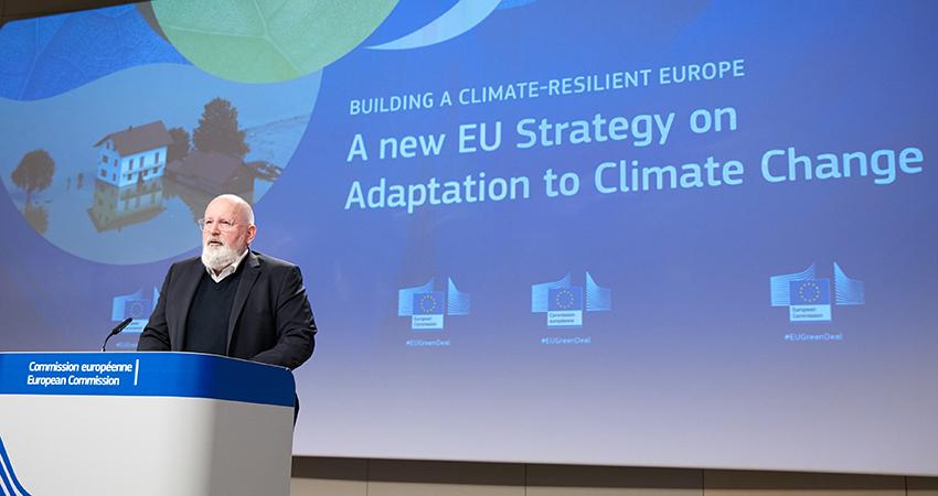 Strategy Adaptation Climate Change