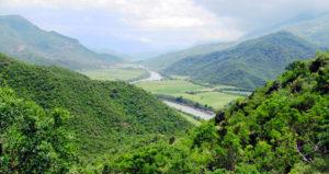 Dams and hydropower plants threaten Vjosa River